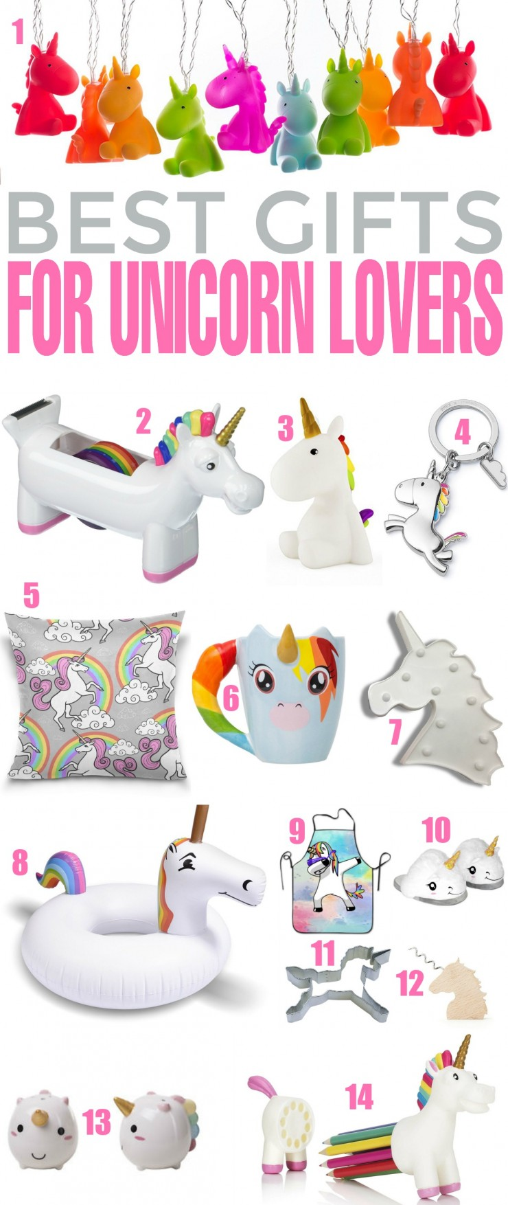 The Best Gifts For Unicorn Lovers Frugal Mom Eh
