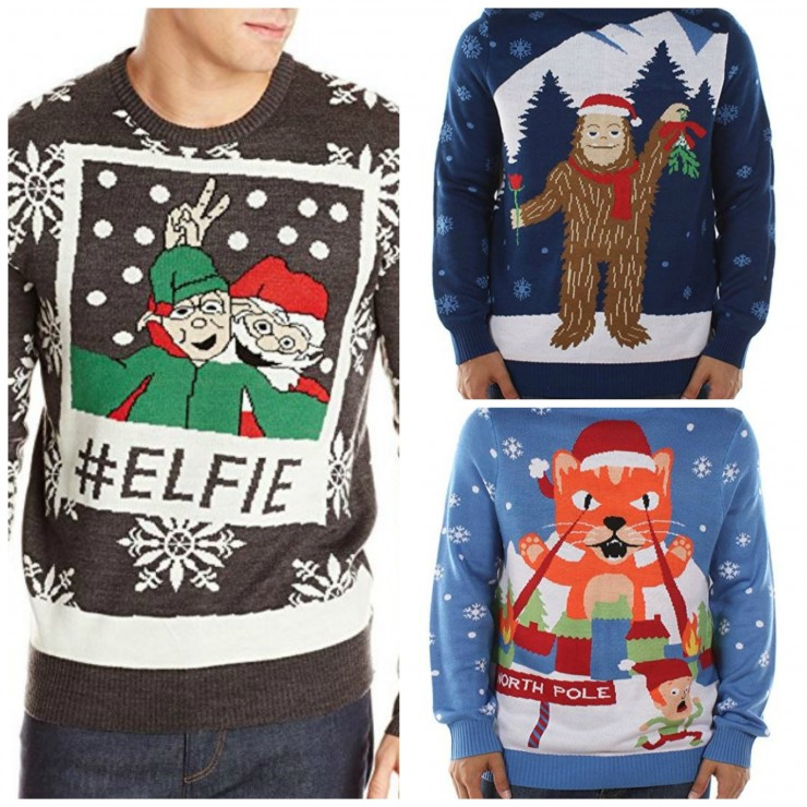 15 Of The Best Ugly Christmas Sweaters You Can Get On Amazon