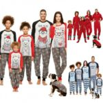 7 Family Pyjama Sets for a Cozy Christmas Morning