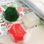 Christmas Gem Soaps