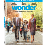 Wonder Blu-ray Combo Pack