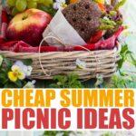 Cheap Summer Picnic Ideas