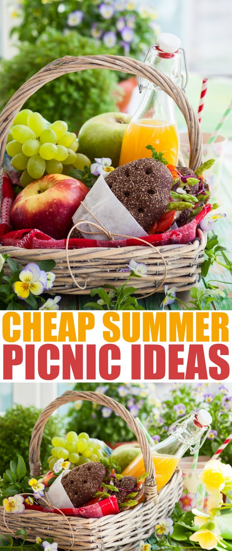 Picnics can be an affordable and simple way to bring people together for some fun in the sun, but if you don't plan carefully, the costs can add up.