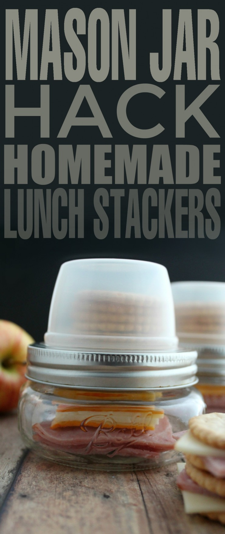 Allow kids to enjoy lunch stackables that are healthier + much more affordable (include nitrate free meats, gluten free crackers, etc.). Also, a great way for those with allergies to enjoy lunch stackables – gluten free products, dairy free sliced cheese, etc.