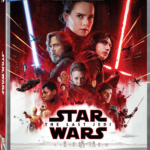 Star Wars: The Last Jedi Blu-Ray Multi-Screen Edition