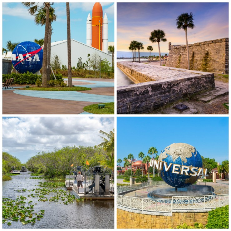 7 Must-See Attractions in Florida