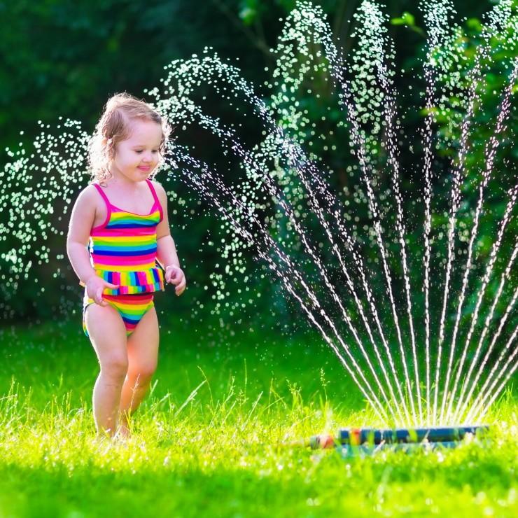Frugal Summer Fun in Your Backyard