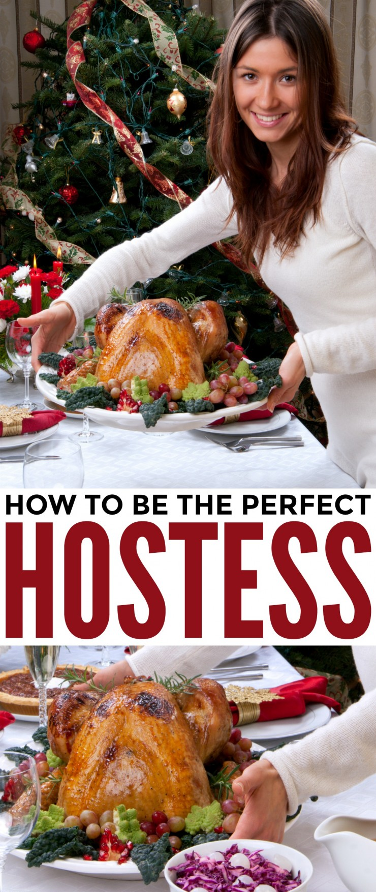 Making sure to take the right steps when planning your event is one of the most important parts of being the perfect hostess.