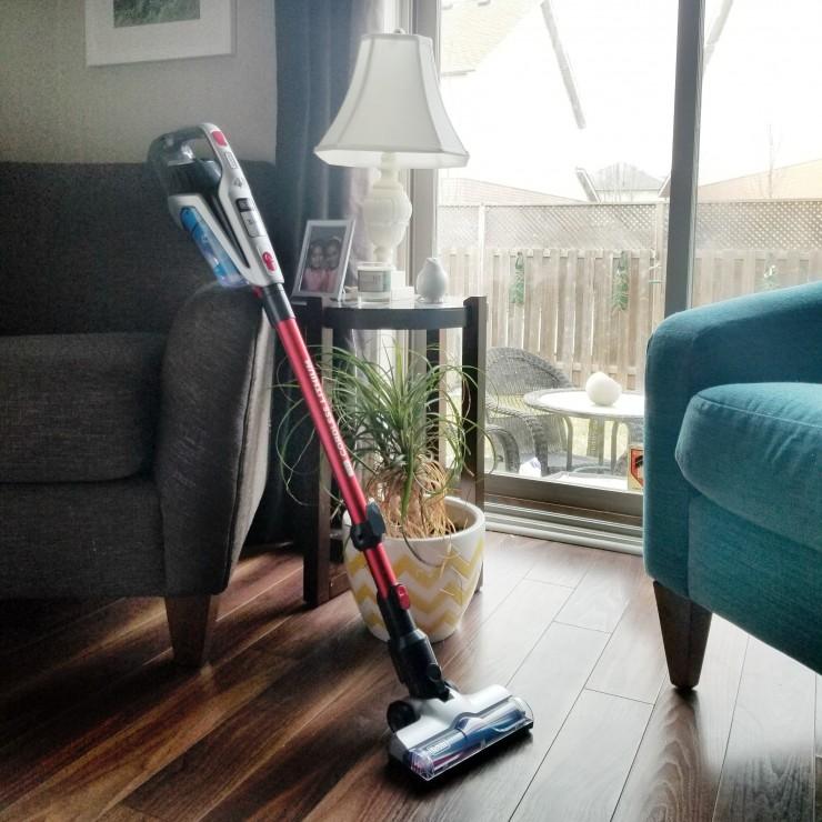 BLACK+DECKER 3-in-1 Cordless Stick Vacuum
