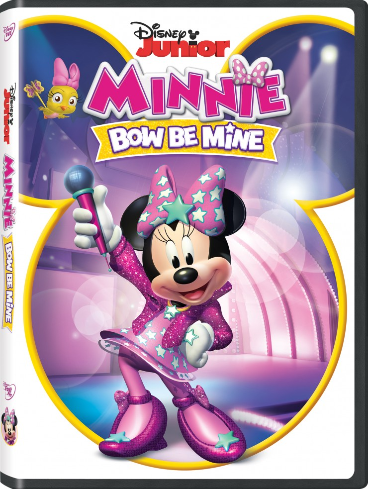 Minnie: Bow Be Mine DVD