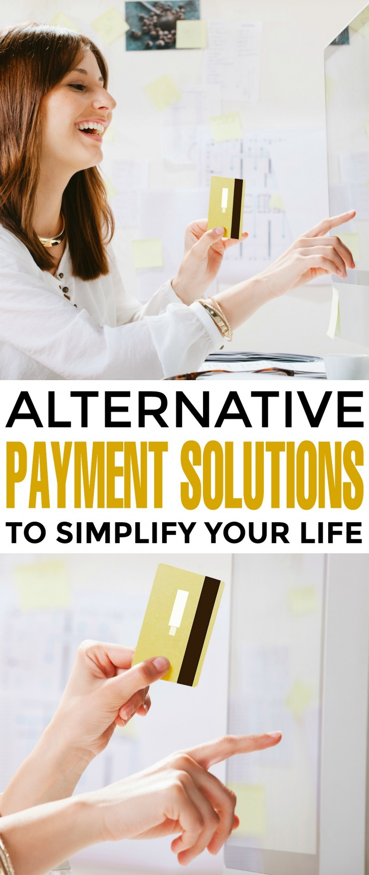 Alternative Payment Solutions to Simplify Your Life