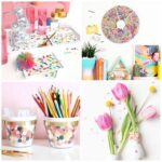 20 DIY Confetti Decorations for your Home