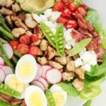 Spring Turkey Cobb Salad