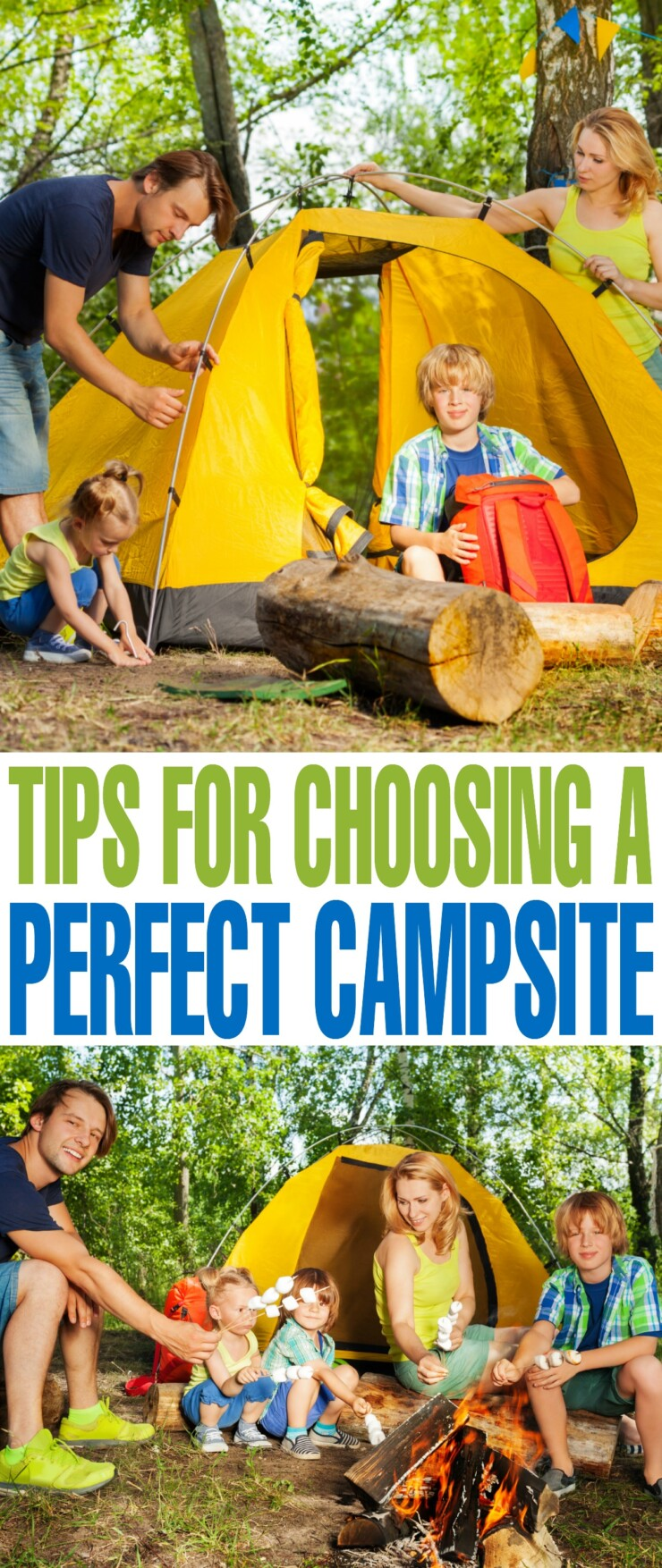 Before heading off into the forest to start your camping experience though, you will want to ensure that you are prepared with the knowledge you need to choose the perfect campsite. After all, the perfect camping trip starts with the place you choose to pitch your tent.