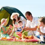How to Survive Camping in the Heat