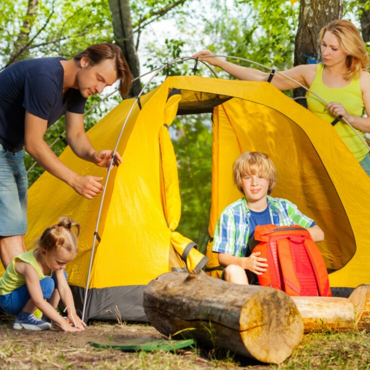 Tips for Choosing the Perfect Campsite