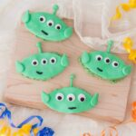 Toy Story Inspired Cereal Treats