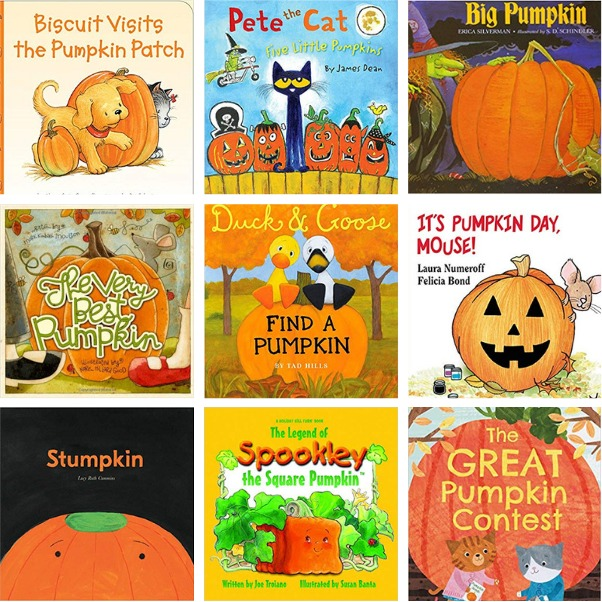 21 Positively Perfect Pumpkin Books for Kids