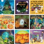 Not too Spooky Kids Halloween Books