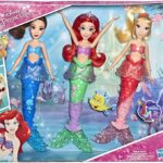 Disney Princess Ariel and Sisters Fashion Dolls