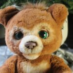 furReal Cubby, the Curious Bear, Interactive Plush Toy