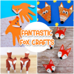 Fantastic Fox Crafts for Kids