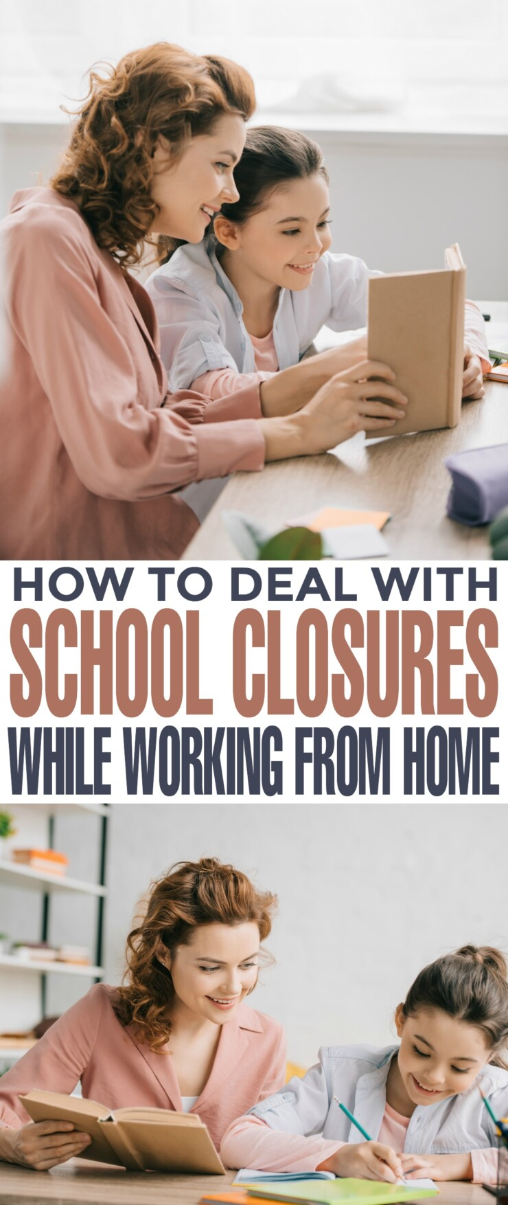 How to Deal with School Closures while Working from Home