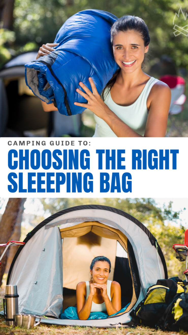 Camping Guide: After a long day outdoors, a good night's sleep is important. Sleeping bags come in all shapes, sizes, and insulation types. How do you go about choosing the right sleeping bag for your adventure?