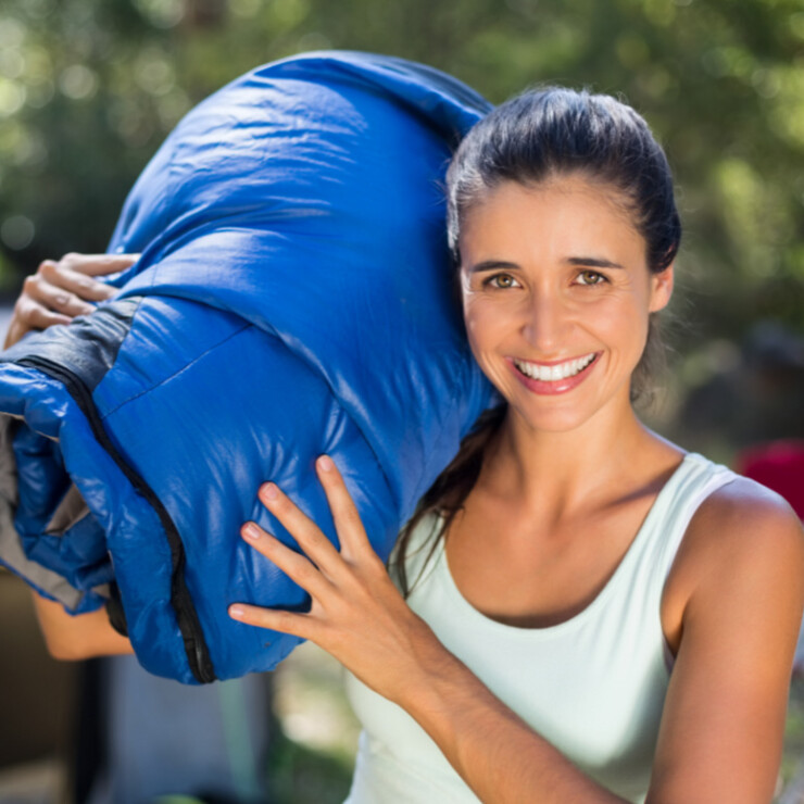 Camping Guide to Choosing the Right Sleeping Bag