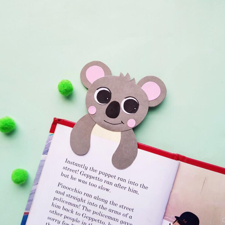 Koala Bookmarks
