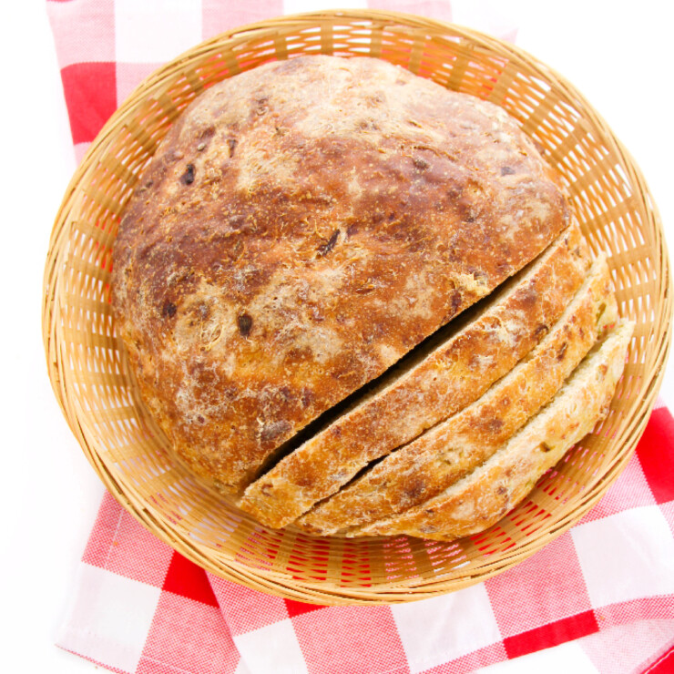 Green Chile & Cheddar Bread