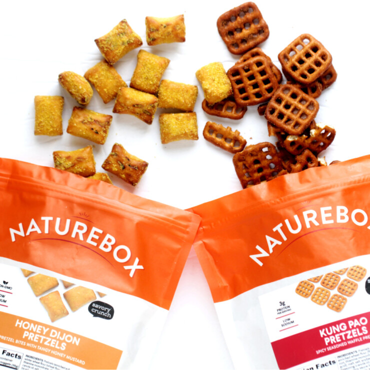 Make smart, delicious snacking easy with NatureBox