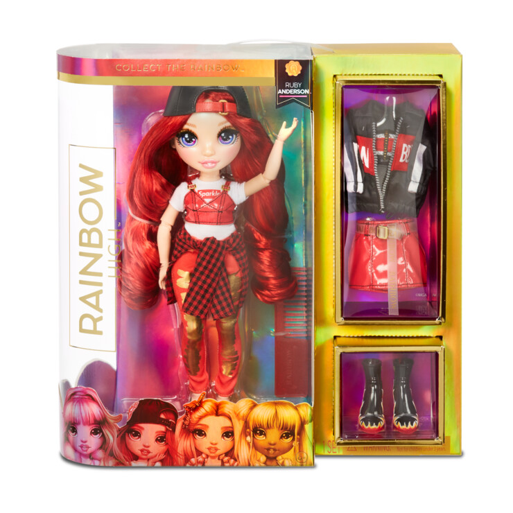 Rainbow High Fashion Dolls