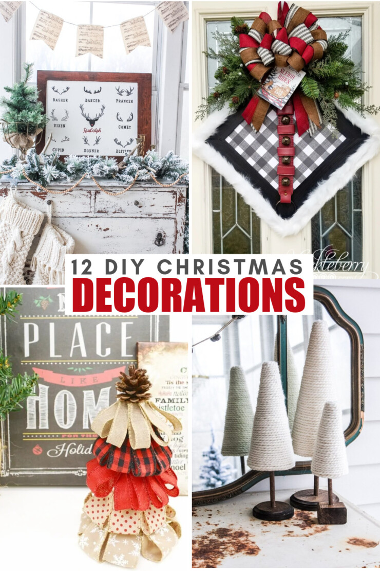 DIY Christmas decorations are a fun way to bring in the holiday season. Making your own holiday decorations can be fun and rewarding.