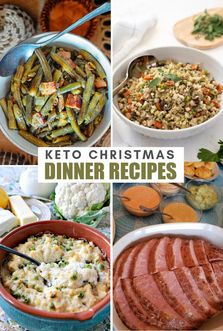 12 Delicious Keto Christmas Recipes