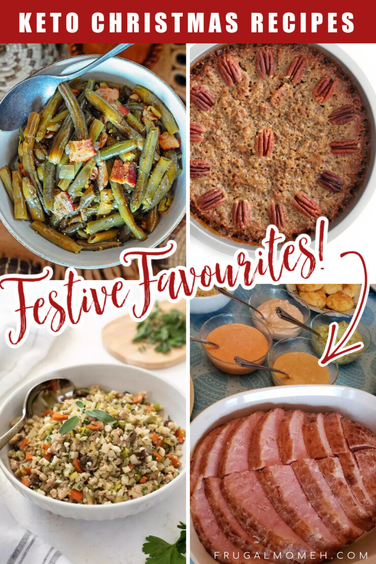 If you are looking for some delicious keto Christmas recipes, this collection of keto recipes includes everything from main dishes to sides and dessert. Guests are sure to love these delicious keto holiday recipes.