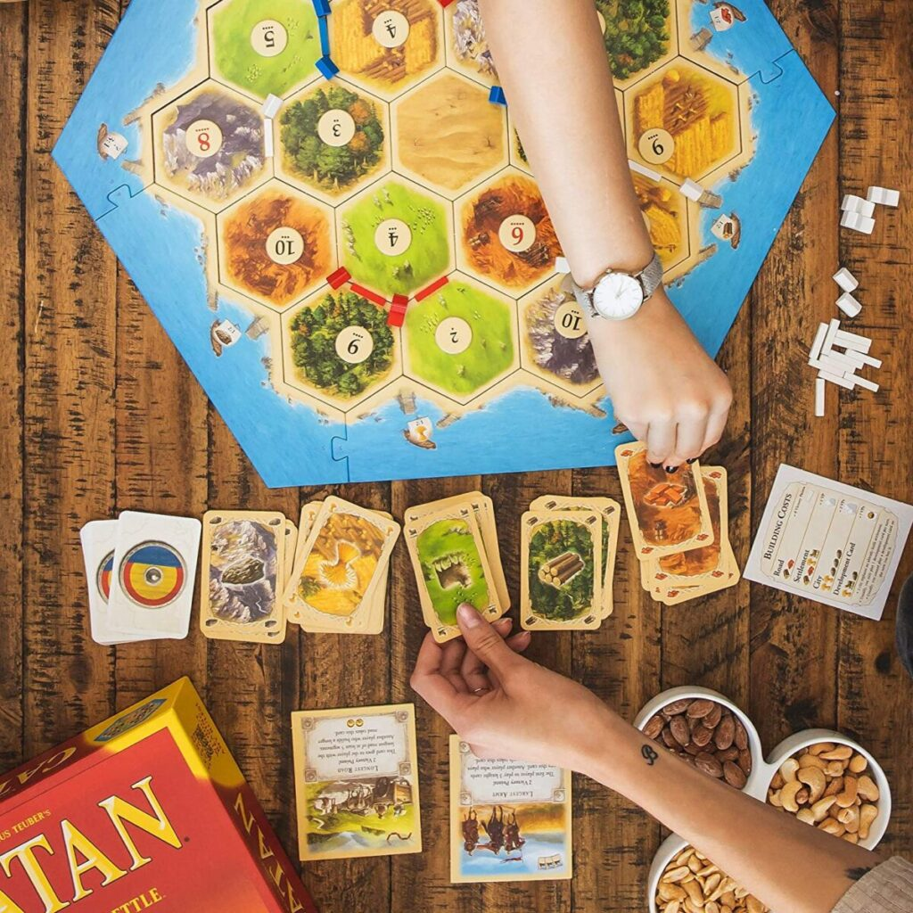 Fall in love with our recommendations for the best board games to play on Valentine's Day. These picks are all fun and easy modern board games.