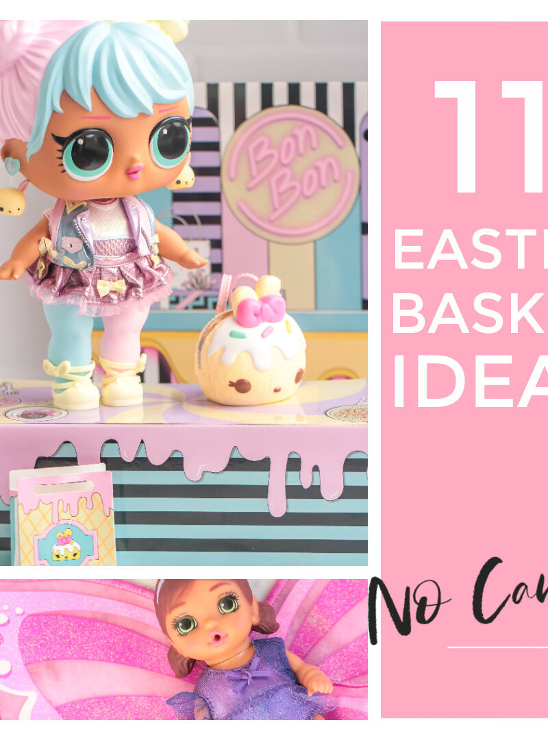 11 Non-Candy Easter Basket Ideas
