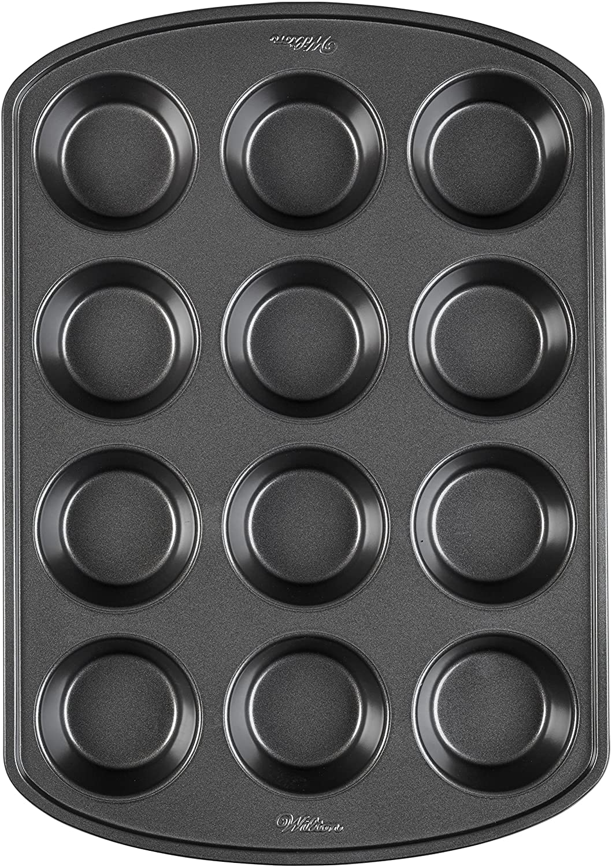 Non-Stick Bakeware Standard Muffin and Cupcake Pan