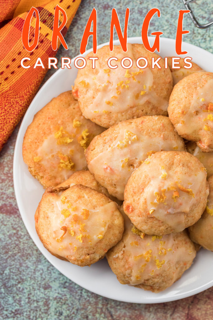 Light and flavorful with a dash of citrusy flavours, this orange carrot cookies recipe is worth a shot when you're in the mood to bake!