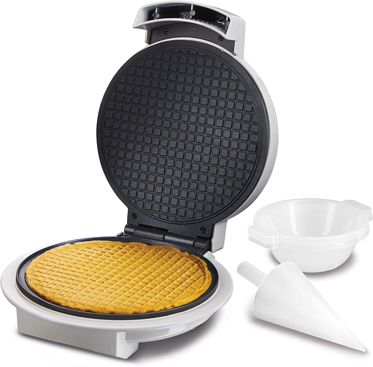 Proctor Silex Waffle Cone and Ice Cream Bowl Maker