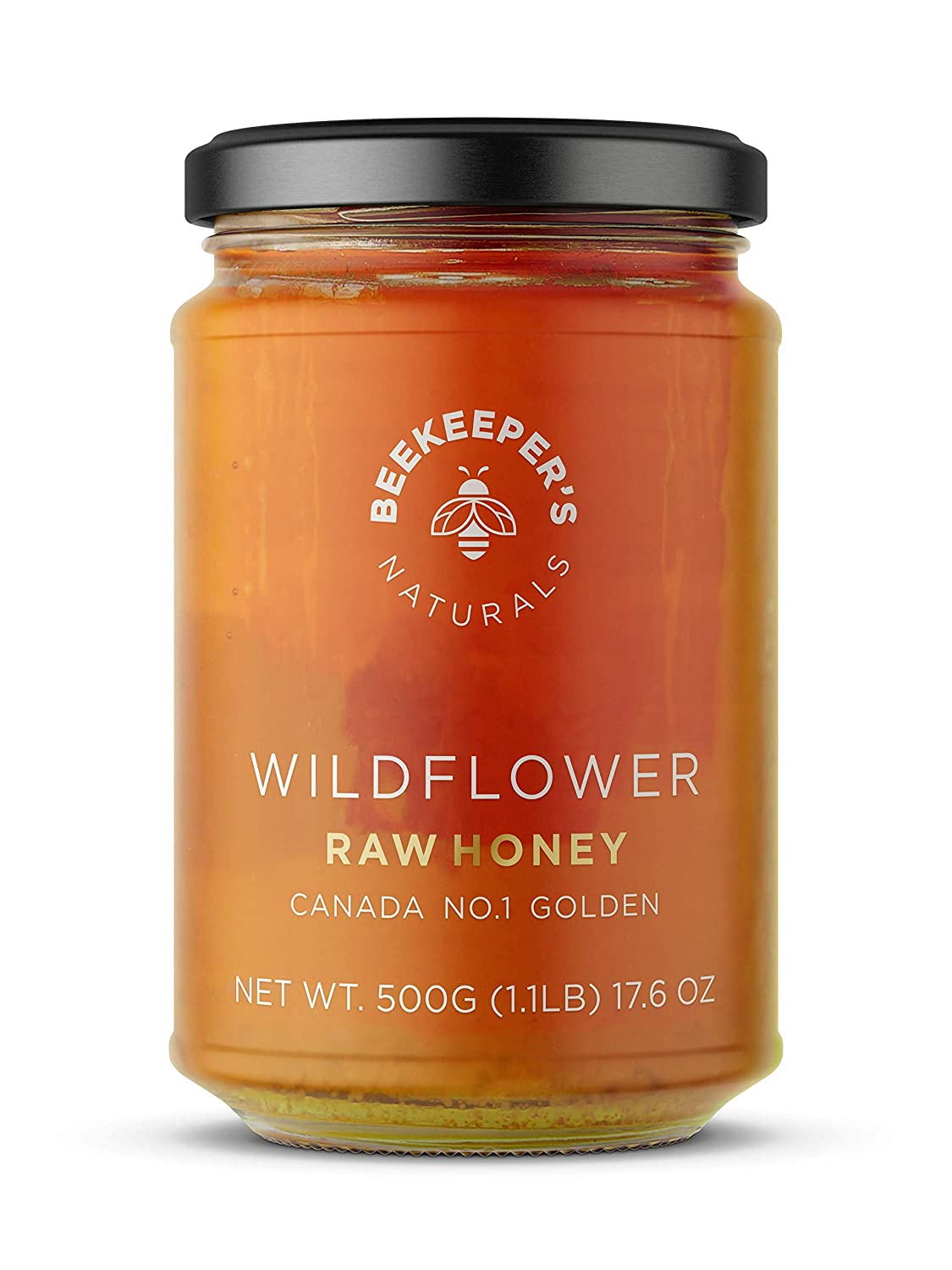 Wildflower Honey - Raw, Wildcrafted, and Unprocessed