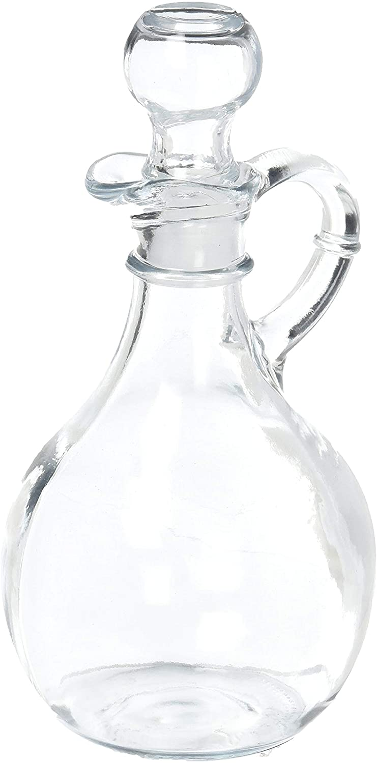 Anchor Hocking Cruet With Stopper