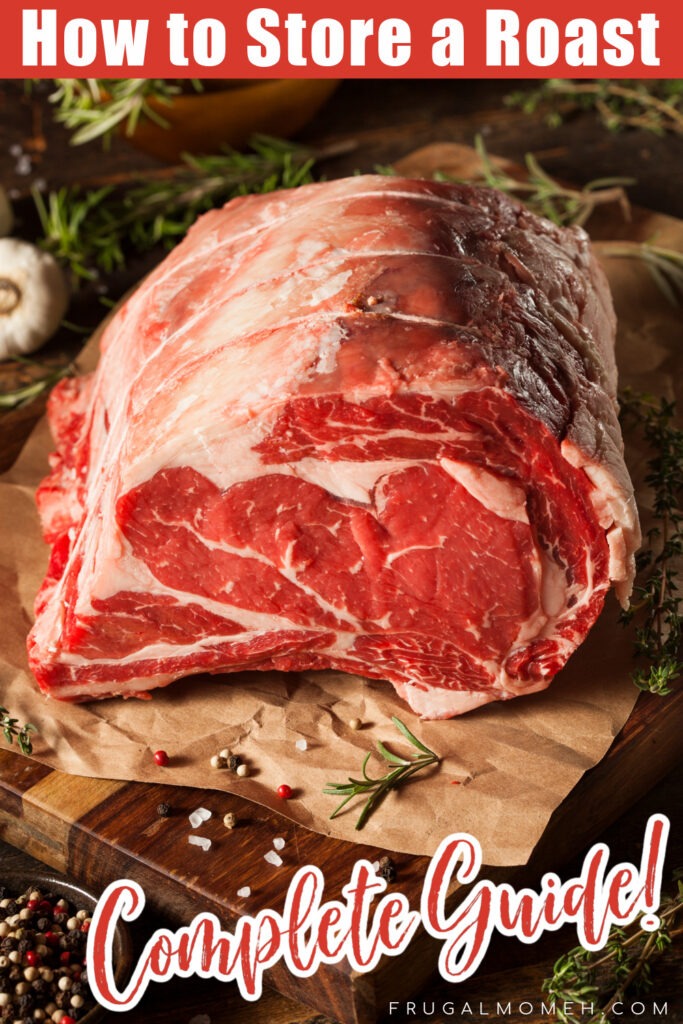 How long is pot roast good for? How long can you store beef roast? How to tell if chuck roast is bad? Complete guide to storing beef roasts!
