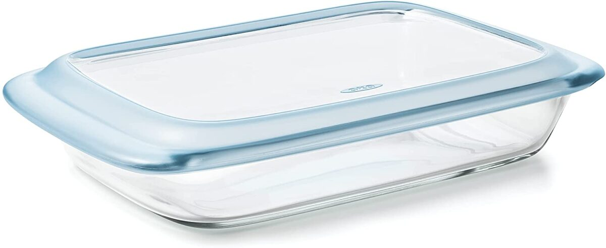 OXO Good Grips Glass 3 Qt Baking Dish with Lid
