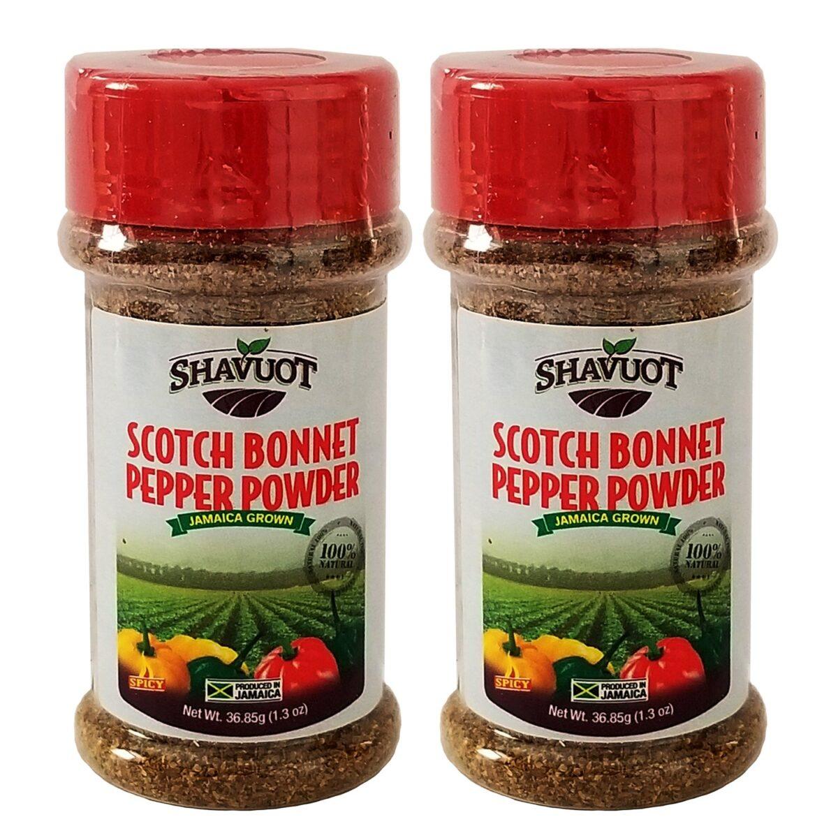 Jamaican Scotch Bonnet Pepper Powder