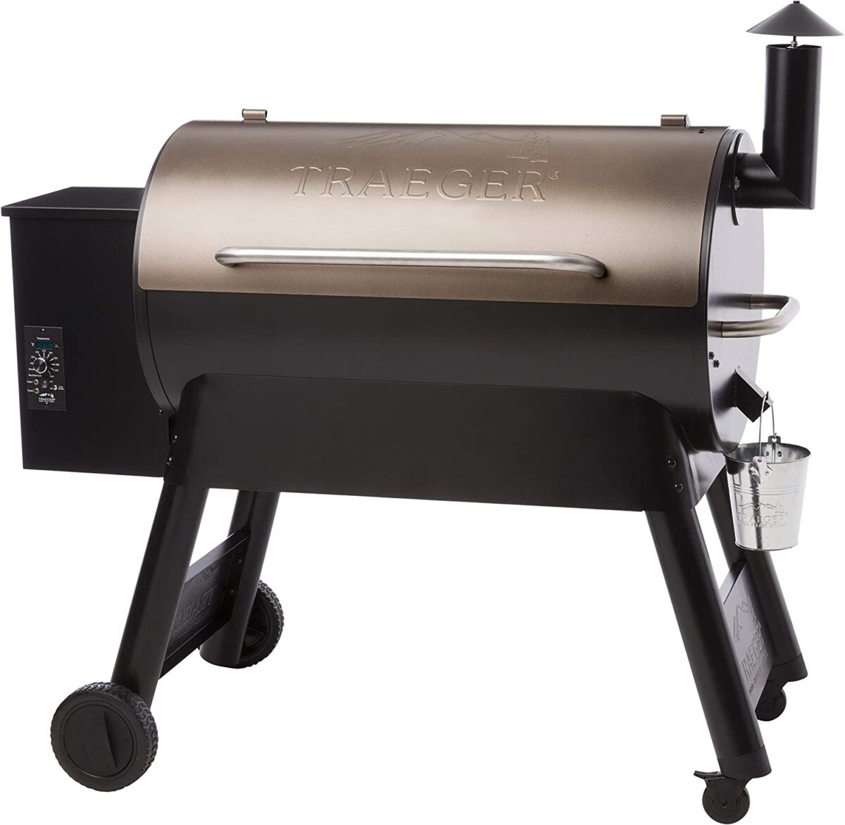 Traeger Grills Pro Series 34 Electric Wood Pellet Grill and Smoker