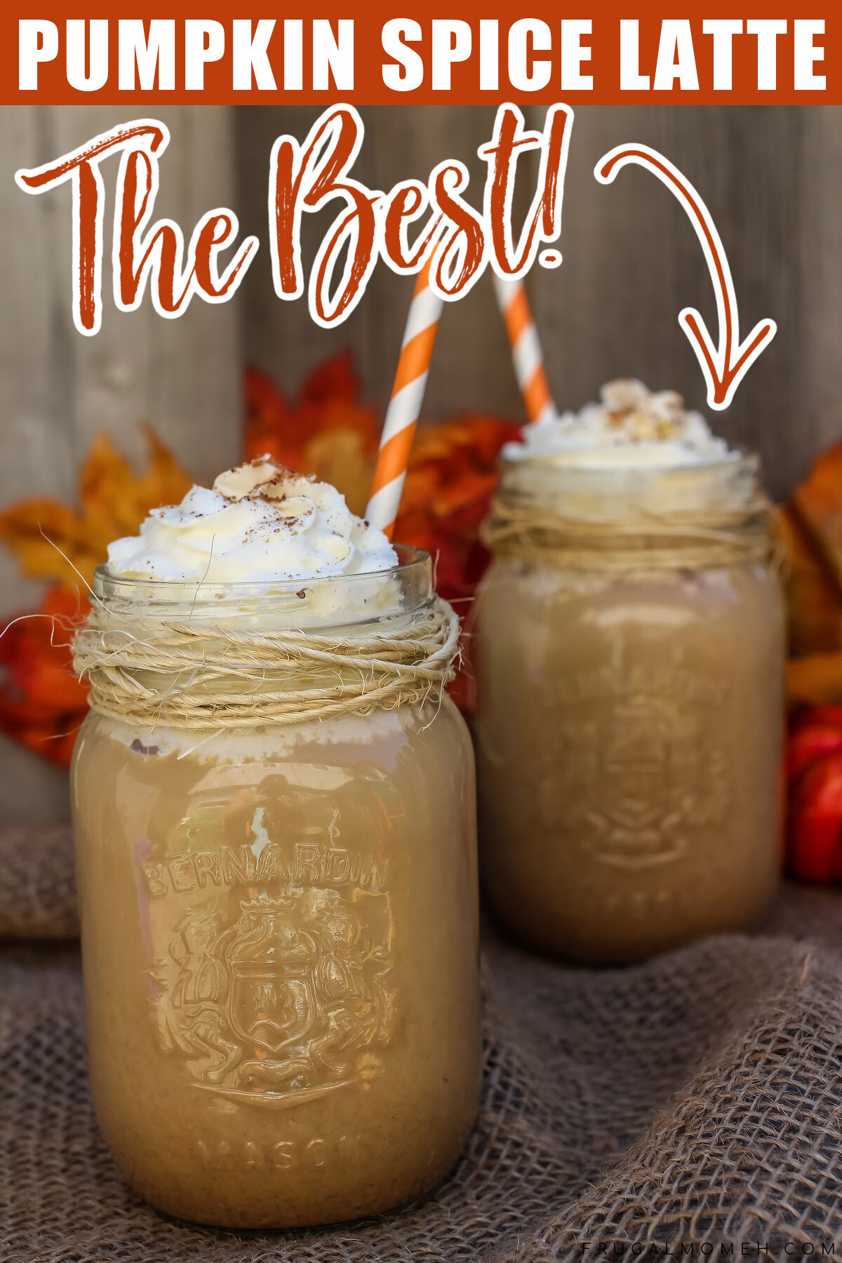This Pumpkin Spice Latte is the BEST recipe for this classic! It's simple & quick to prepare. Get ready pumpkin spice lovers, Fall is coming!