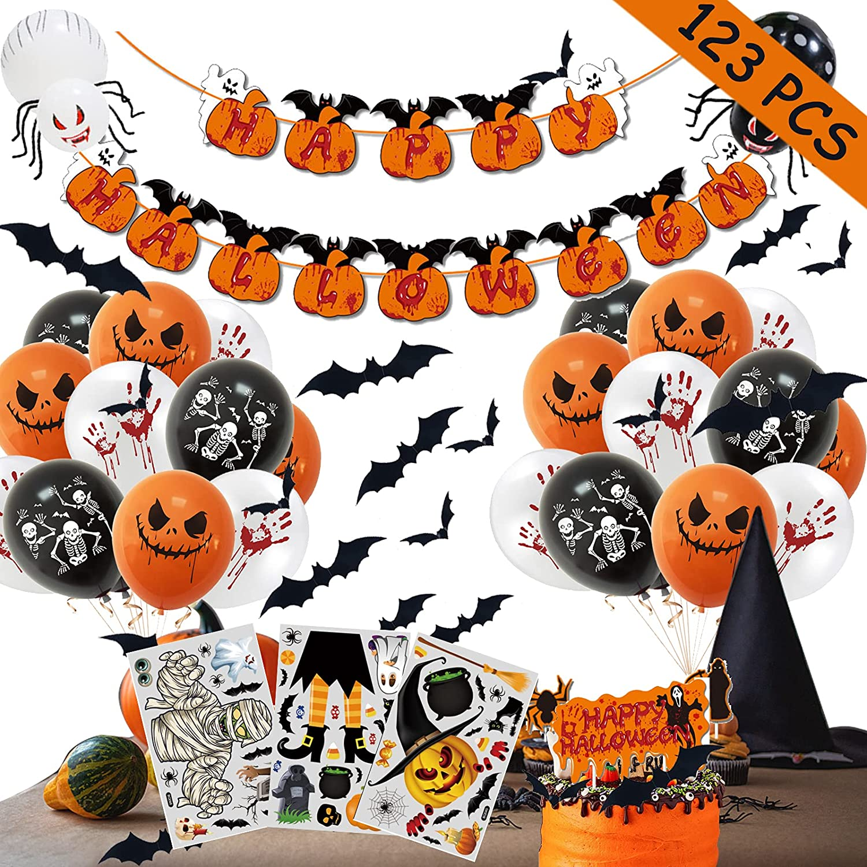 Halloween Party Decoration Set