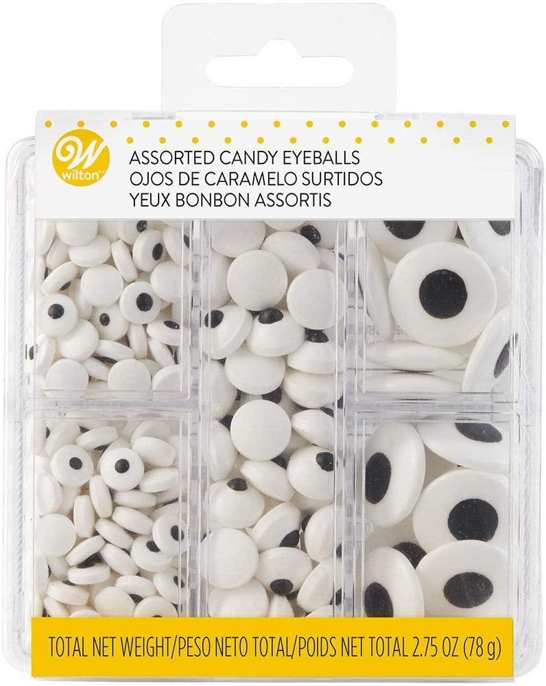 Assorted Candy Eyeballs